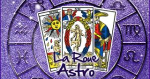 Roue astrologique